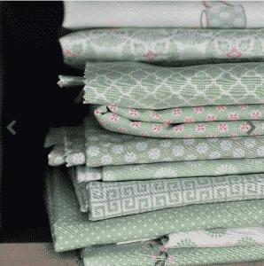 Gutermann fabric stack
