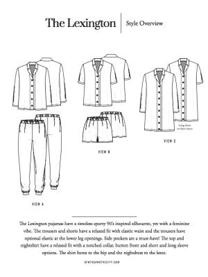 The Lexington Design Overview