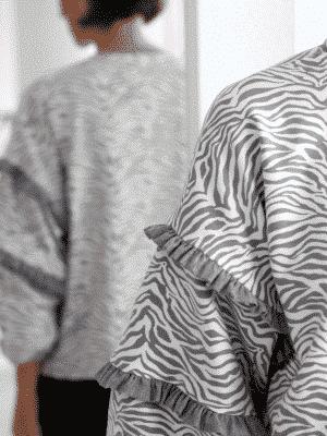 The Bleeker Sweatshirt PDF Sewing Pattern